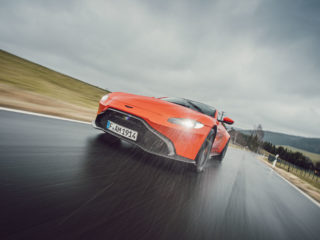 Aston Martin Geneva Trip 2020