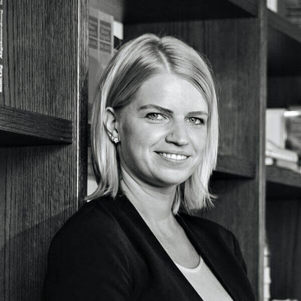 Janine Richei Ansprechpartnerin